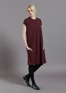 Piaf Dress Print front