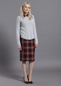 Pullover Ella Knit Frieda Sand Front